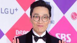 'SBS 연기대상' 진행 중 논란이 된 이휘재의