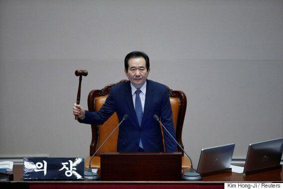 박근혜 대통령이 어겼다고 의심받는 헌법 조문
