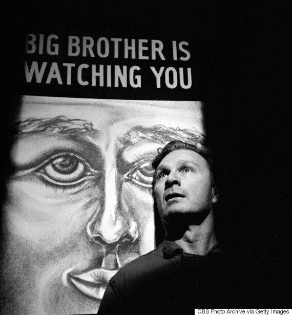 조지 오웰의 '1984'가 다시 각광받는