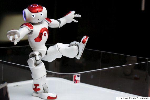 인공지능 로봇이 현실이 되면 우리는 이런 고민을 하게 될