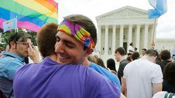 공화당이 동성결혼 법제화를 뒤집을 수