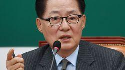 박지원이 '반기문이 연합을 제안했지만 거절했다'고