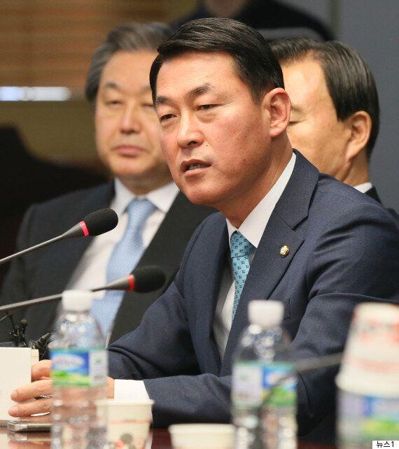 개혁보수신당 황영철 의원