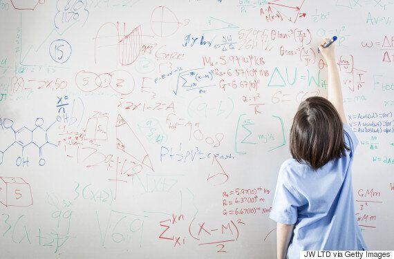 수학자인 아빠가 아이에게 수학을 가르치는 방법