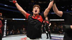 김동현, 아시아 선수 최다승 타이 달성