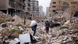 시리아 정부와 반군이 알레포 철수 협상에