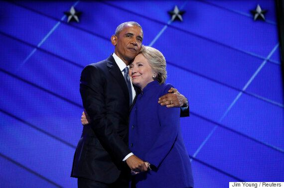 클린턴과 오바마가 올해 미국에서 가장 존경받은 인물들로