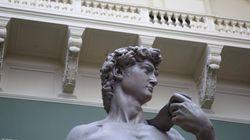 미켈란젤로의 '다비드'상에 얽힌 이야기