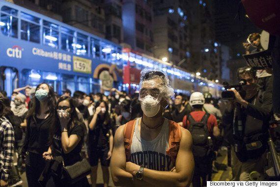 홍콩이 독립을 서두르지 말아야 하는
