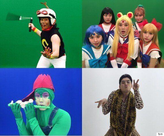 [TV톡톡] 'SNL8' 권혁수, 디오니소스로 시작해 머라이어캐리로