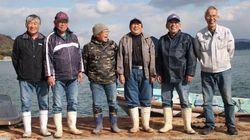 어부가 1년 입은 청바지가 높은 가격에