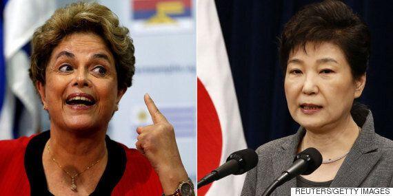 두 명의 대통령은 어떻게 올해 권력을