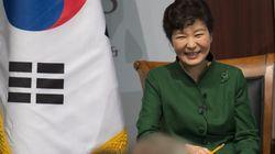 박근혜가 드디어 대리인단을 만나 세월호 7시간 등에 대해