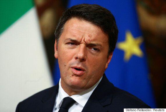 마테오 렌치 이탈리아 총리, 사퇴