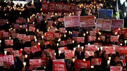 내일도 변함없이 '박근혜 퇴진' 촛불집회가