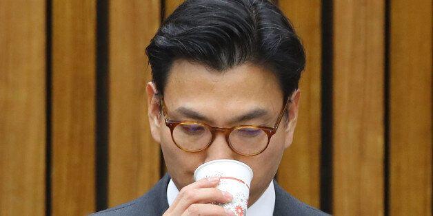 장제원이 김재열로부터 '장시호 지원 16억은 삼성전자 돈'이라는 답변을 이끌어 내던