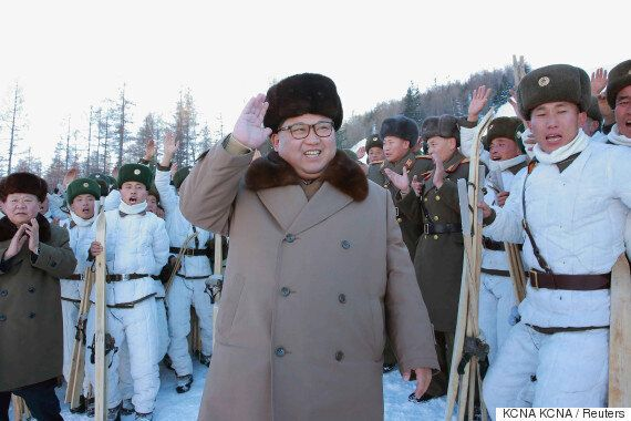 중국이 북한 김정은 정권 붕괴에 대비한 난민시설 확보에
