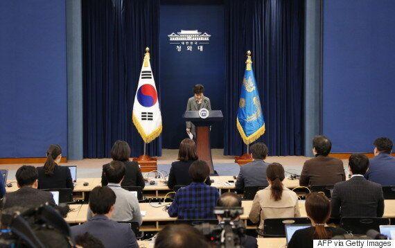 박근혜 '4차 대국민담화' 가능성이 거론되고