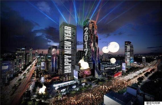 강남 코엑스 일대가 국내 첫 옥외광고물 자유구역으로