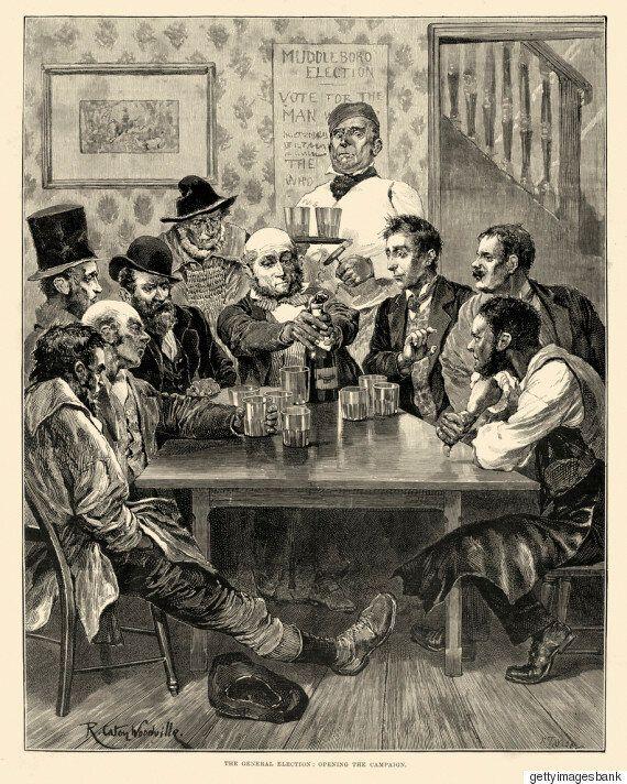 역사 속에서 술집이 했던 역할