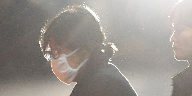 Choi Soon-Sil (L), the woman at the heart of a lurid political scandal engulfing South Korea's President...
