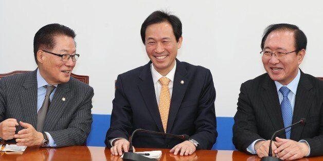 야당이 일치단결해 '박근혜 대통령 탄핵안'을 오늘
