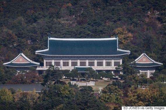 헌법재판소가 모든 연말 행사일정을 취소하고 '박근혜 탄핵심판'에
