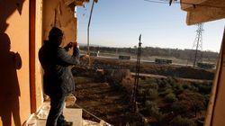 시리아 알레포에서 반군이