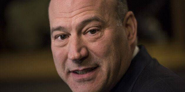 Gary Cohn, president and chief operating officer of Goldman Sachs Group Inc., speaks during a Bloomberg...