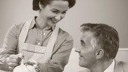 50년대 여성을 위한 '결혼 조언'은 정말