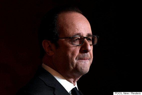 '지지율 4%' 프랑수아 올랑드 프랑스 대통령, 내년 대선 불출마