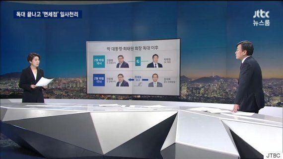 JTBC 뉴스룸,