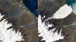 '세계의 지붕'이 7월 대붕괴 이후 빠르게 녹고