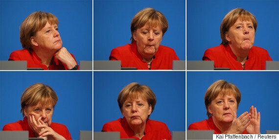 앙겔라 메르켈은 독일에서 부르카와 니캅을 부분적으로 금지하는 것을