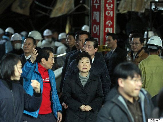 한 영남 지역 취재 기자가 전한 '박근혜 서문시장 방문'의 놀라운