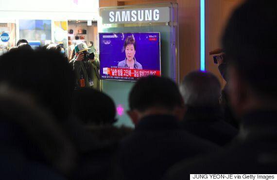 박근혜 대통령의 지지율은 2주 연속