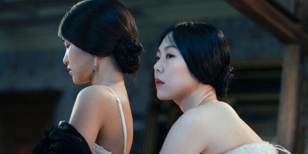 '아가씨'가 여러 해외매체에서 '올해의 영화' 중 한 편으로 꼽히고