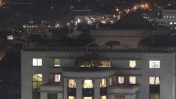 법원, 내일 촛불 집회 헌법재판소 100m 앞
