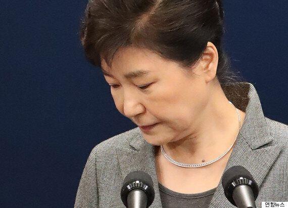 최순실이 박근혜에게 청와대 회의 시기와 주제를 '지시'했다는 증거를 검찰이