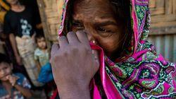 미얀마 로힝야 무슬림 박해가 점점 심해지고