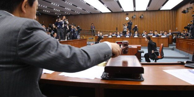 최순실 없는 '최순실 청문회'가 열린다 : 김기춘은
