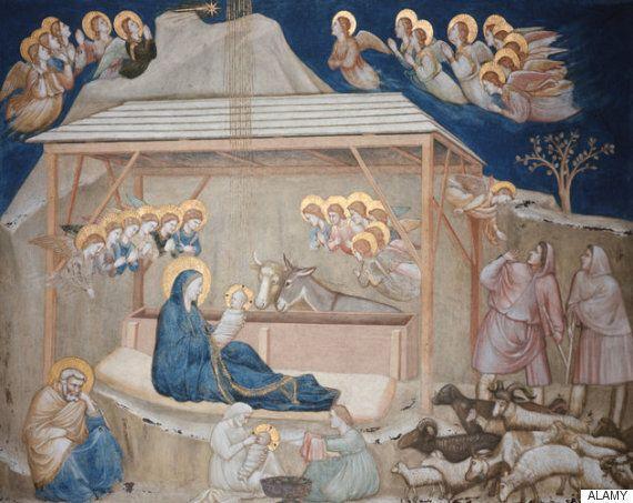 프란치스코 교황이 올해 선택한 크리스마스 카드에 아기 예수가 둘인