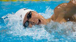 박태환, 쇼트코스 세계선수권 1,500m도