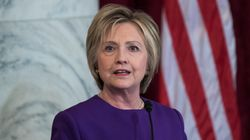 클린턴이 마침내 '러시아 해킹'에 입을