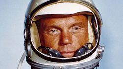 우주인이자 정치인이었던 존 글렌이
