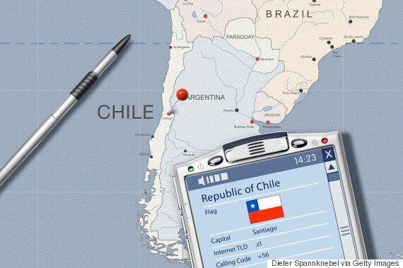 칠레의 국토가 남북으로 긴 이유는