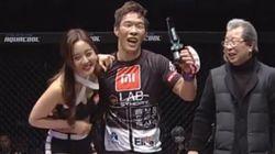 박대성 선수의 성추행 논란에 최설화가 입장을