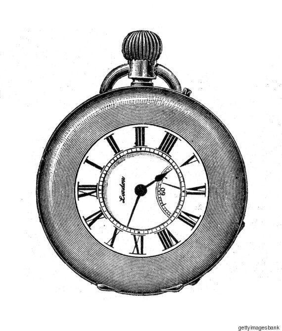 19세기, 출퇴근을 하는 사람들에게 꼭 필요했던 물건
