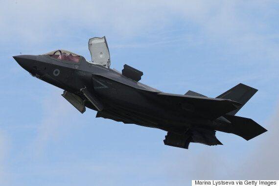 트럼프가 F-35 전투기 사업에 딴지를