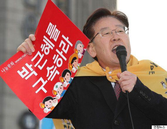 '박근혜 탄핵' 찬성 여론이 지난주보다 오른 78.2%로 집계됐다
